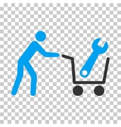 Tools Shopping Icon vector