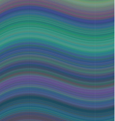 Smooth wave background in pastel tones vector image vector image