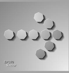 Arrow cursors vector