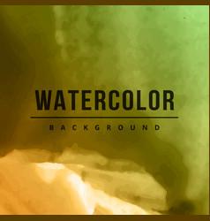 Beautiful watercolor background vector