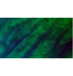 bright starry background vector image