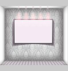 boutique window vector image