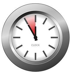 Light Clock vector image vector image