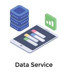 Data services vector