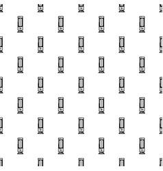 Oil heater pattern seamless vector