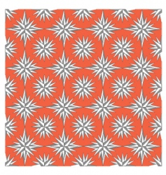 star pattern vector image