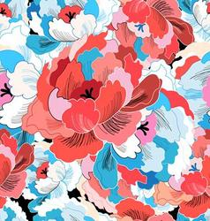 Beautiful pattern of colorful vector image