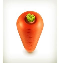 Carrots icon vector