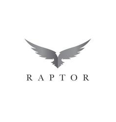 Eagle logo icon vector