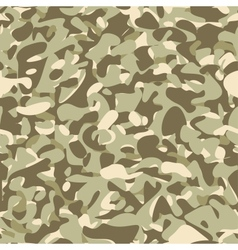 Military camouflage grey pattern vector image