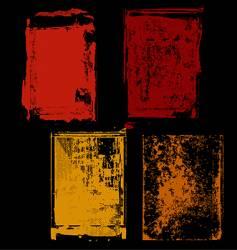 grunge stuff vector image vector image
