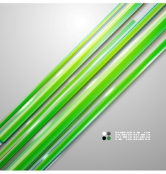 Color bright straight lines vector image