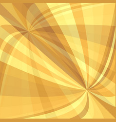 curved ray burst background - design vector image