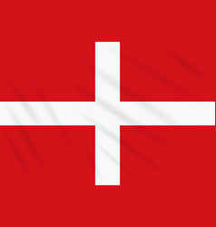 Flag of sovereign military order of malta vector