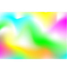 futuristic holographic neon background in 80s vector image