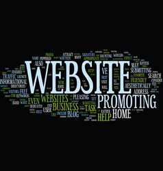 The key to your website s success text background vector