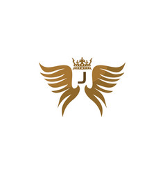 Wing shield crown initial j vector