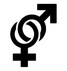 Sexual Symbols Icon vector image