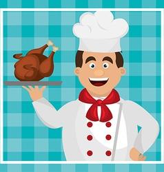 Gastronomy design vector image