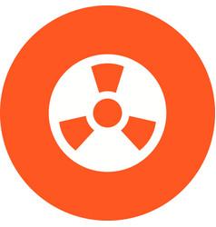 Radioactive zone vector