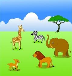 Safari vector