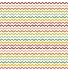 Zigzag chevron pattern vector