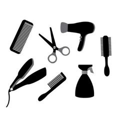 Devices for hair care vector