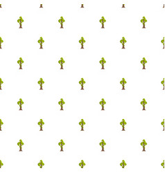 Sequoia pattern seamless vector