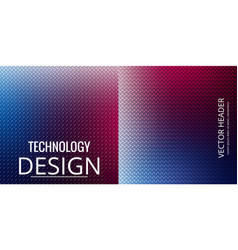 abstract futuristic board high computer vector image