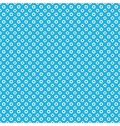 Blue seamless pattern background vector