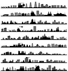 City landscape5 vector