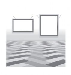 picture gallery vector image vector image