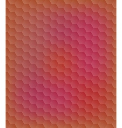 Abstract Colorful Seamless Hexagon Background vector image vector image