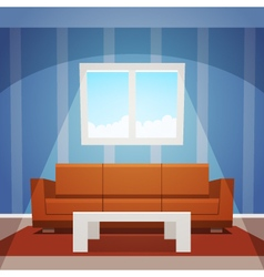 Room Window vector image vector image