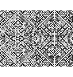 Creative ethnic style seamless pattern vector