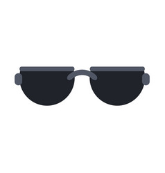 Sunglasses frame icon image vector