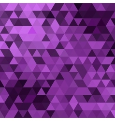 triangles violet vector image
