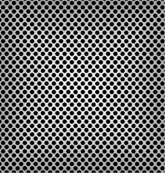 Polka dot pattern vector image vector image