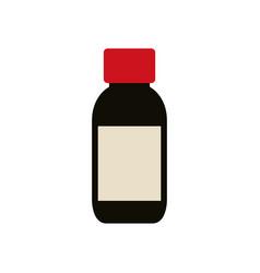 Syrup icon vector