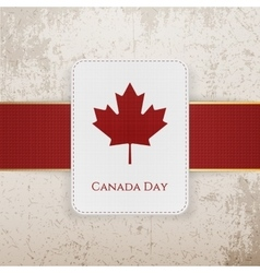 Canada Day Sale special Banner vector image
