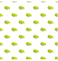 Willow tree pattern seamless vector