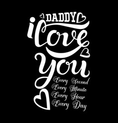 dad t shirts design graphic typographic vector image