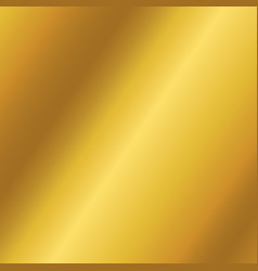 golden metallic background gradient mesh vector image