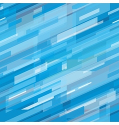 Blue business pattern vector image vector image