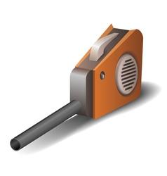 Leaf blower vector image vector image