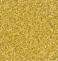 Gold glitter texture gold sparkles texture vector