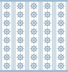 Maritime mood pattern vector