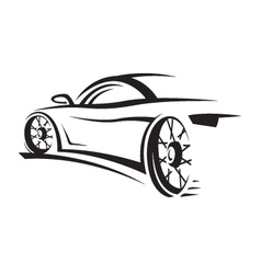 car image vector image vector image