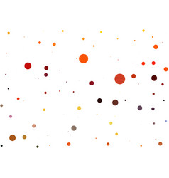 Background with colored dots vector