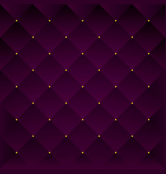 Quilted seamless background vector